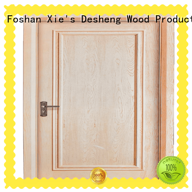 Desheng Doors radiused wholesale doors manufacturer for villa