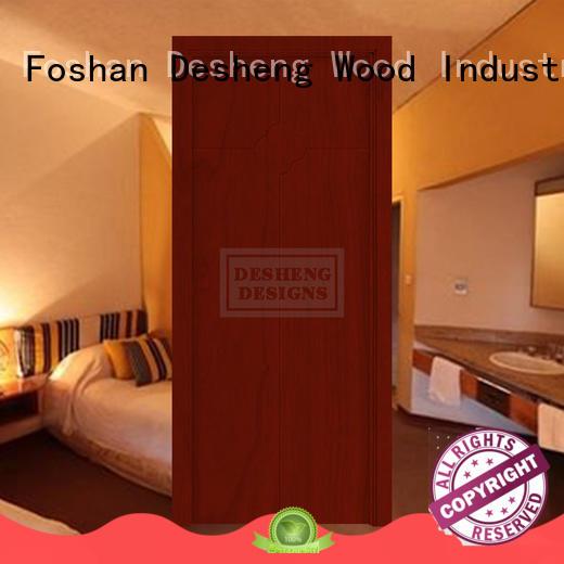luxury wood panel door supplier for high temperature area