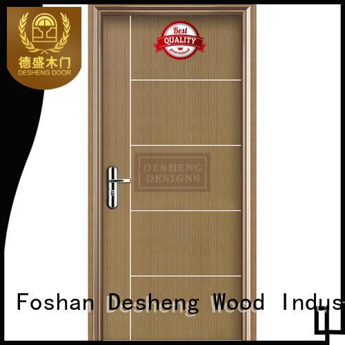 Desheng Wood Industry flas composite garage doors for office